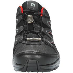 Salomon Kiliwa GTX Shoes Men Black/Phantom/Fiery Red
